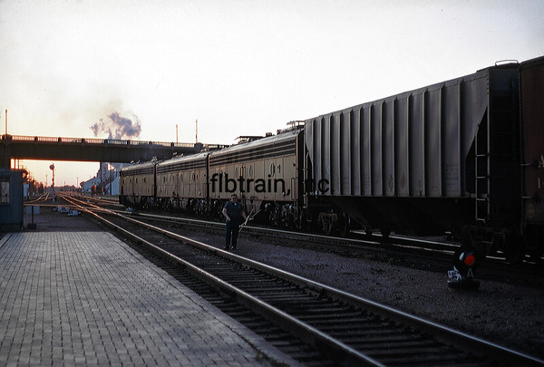 UP1969031000 - Union Pacific, Topeka, KS, 3/1969