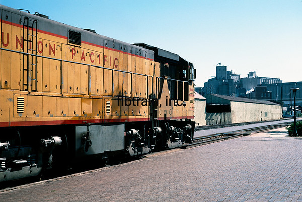 UP1968090500 - Union Pacific, Topeka, KS, 9/1968