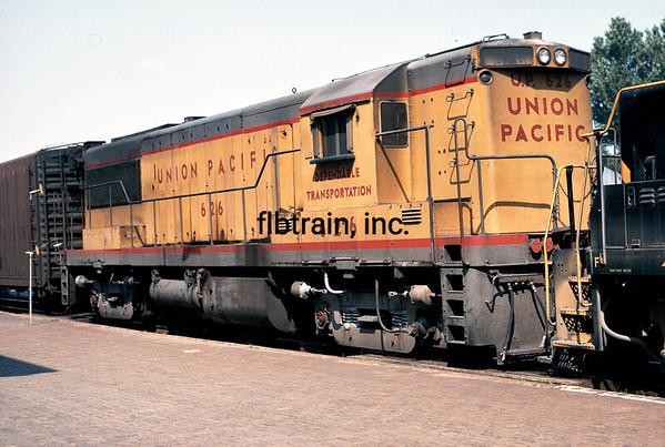 UP1969091001 -  Union Pacific, Topeka, KS, 9/1969