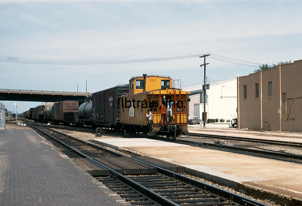 UP1968069930 - Union Pacific, Topeka, KS, 6/1968