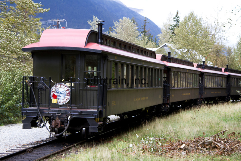 WPY2015094692 - White Pass & Yukon, Skagway, AK, 9/2015