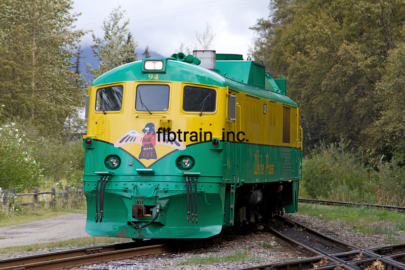 WPY2015094552 - White Pass & Yukon, Skagway, AK, 9/2015
