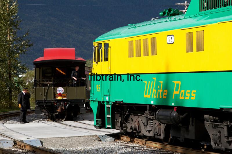 WPY2015094576 - White Pass & Yukon, Skagway, AK, 9/2015