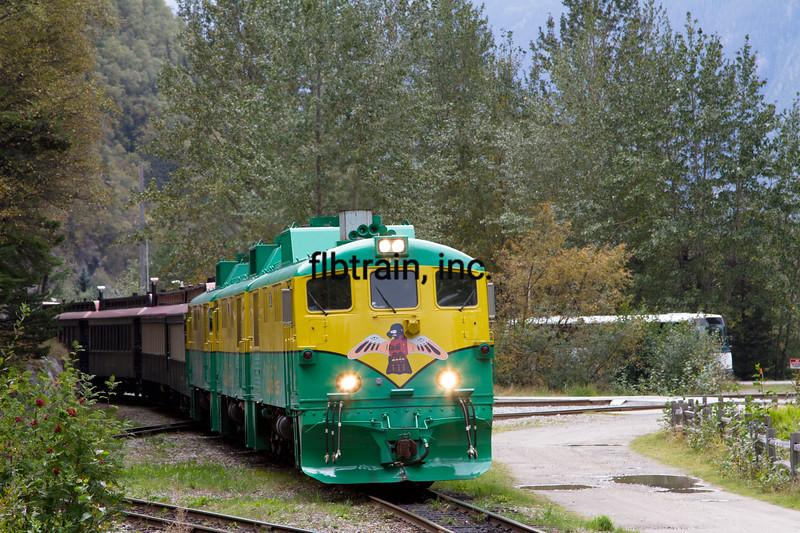 WPY2015094671 - White Pass & Yukon, Skagway, AK, 9/2015