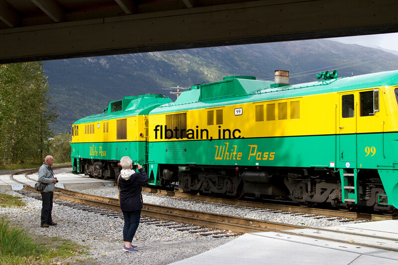 WPY2015094561 - White Pass & Yukon, Skagway, AK, 9/2015