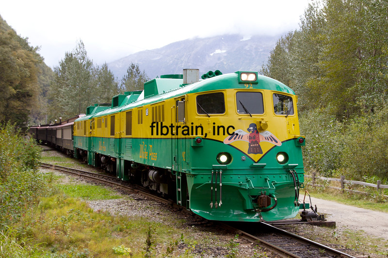 WPY2015094686 - White Pass & Yukon, Skagway, AK, 9/2015