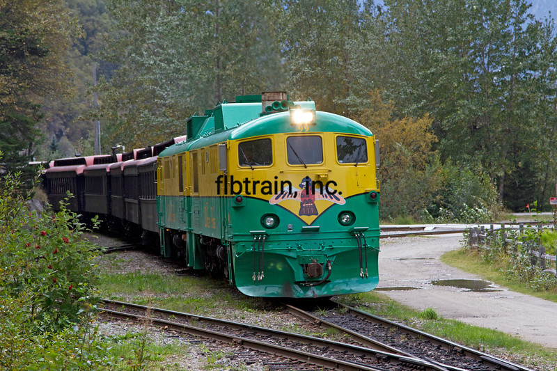 WPY2015094623 - White Pass & Yukon, Skagway, AK, 9/2015