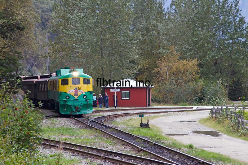WPY2015094620 - White Pass & Yukon, Skagway, AK, 9/2015