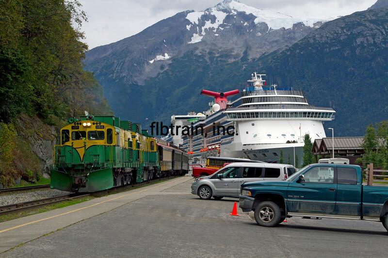 WPY2015090001 - White Pass & Yukon, Skagway, AK, 9/2015