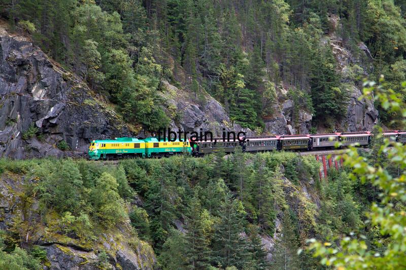 WPY2015091004 - White Pass & Yukon, Skagway, AK, 9/2015