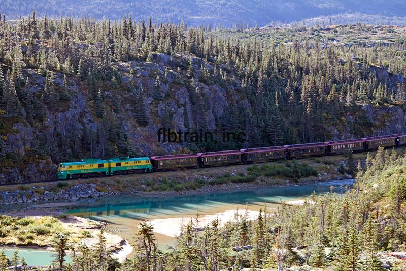 WPY2015092755 - White Pass & Yukon, Fraser, BC, 9/2015
