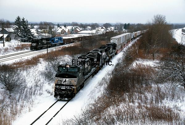 NS2000020051 - Norfolk Southern, Buffalo, NY, 2/2000