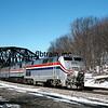 AM2000010053 - Amtrak, Sand Patch, PA, 1/2000