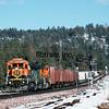 BNSF2004030009 - BNSF, Maine, AZ, 3/2004