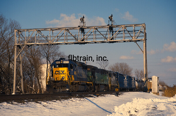 CSX2000020013 - CSX, Buffalo, NY, 2/2000