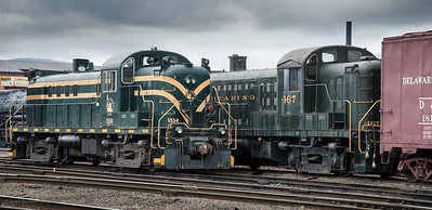 ALCO RS3 Locomotives