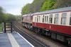 66078 Lincolnshire Coast Express 5-5-12 (last coach is the generator coach) genny van!!!