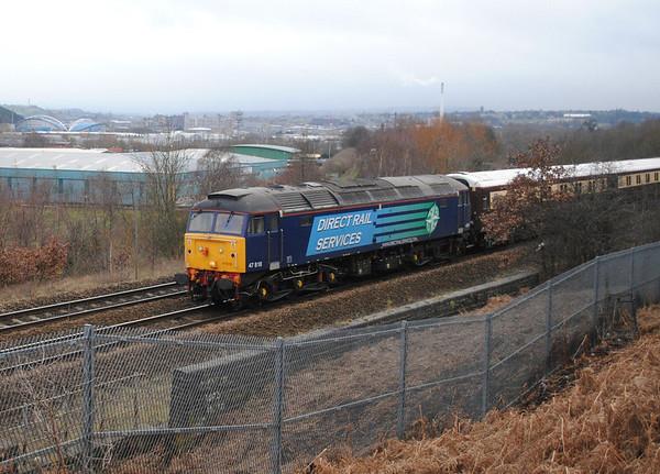 47818 Northern Belle Huddersfield 16/2/12