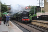 46233 Duchess of Sutherland Scarborough Flyer Brighouse Station 20-7-12