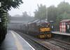 37676 Loch Rannoch & 37685 Loch Arkaig The Prisoner Railtour 7-7-12