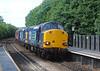3) 37605 & 37607 The Pennine & Northeastern Express Deighton 14-8-13 010