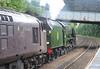 46233 Duchess of Sutherland & 37516 Loch Laidon Scarborough  Flyer Deighton 23-8-13 (6)