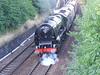 46233 Duchess of Sutherland & 47580 County of Essex Scarborough Flyer Bradley 26-7-13 (Martin Wood) 3