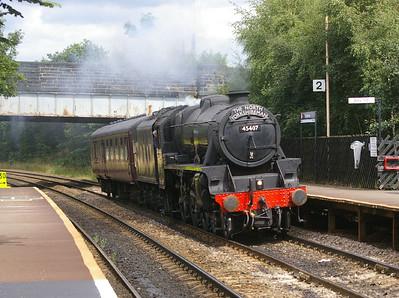 45407 The Lancashire Fusilier 31-7-09