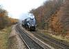 60007 Sir Nigel Gresley 26-11-08 light engine movement (03)