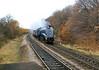 60007 Sir Nigel Gresley 26-11-08 light engine movement (04)