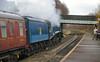 60007 Sir Nigel Gresley 26-11-08 light engine movement (08)