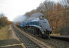 60007 Sir Nigel Gresley 26-11-08 light engine movement (0)