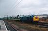 D345+D9000 Royal Scots Grey Grantham 25-1-2005 (6)