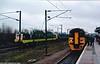 D9000 Royal Scots Grey + D345 Grantham 25-1-2005 (3)