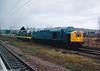 D345+D9000 Royal Scots Grey Grantham 25-1-2005 (5)