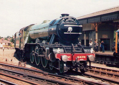 4472 Flying Scotsman Scarborough Spa Express