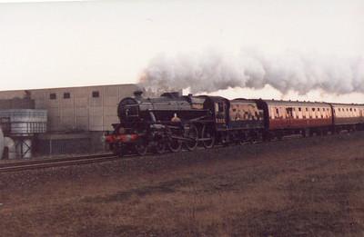 5305 Alderman A E Draper Railtour Huddersfield