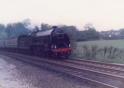 777 Sir Lamiel Heaton Lodge Huddersfield Railtour