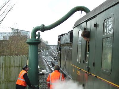 2007 Railtours / Specials Events