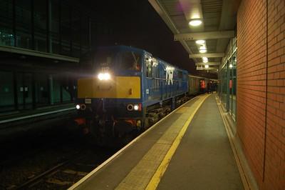 2010 Railtours / Special Events
