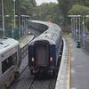 The Grand Hibernian departs Carlow for Dublin Heuston. Mon 12.09.16