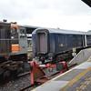 086 arrives at Dublin Heuston from Inchicore. Mon 12.09.16