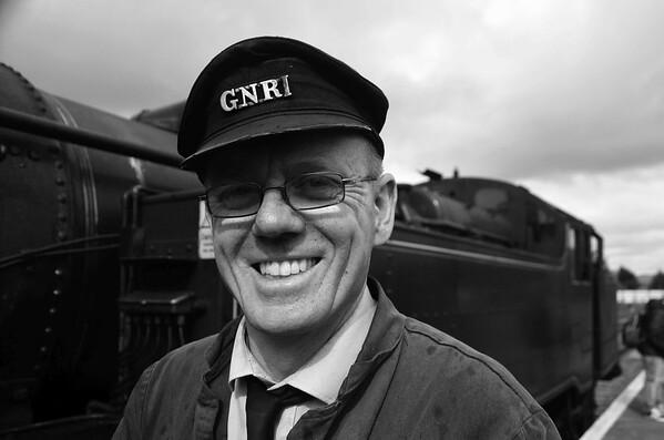 RPSI Loco Genius, Gerry Mooney. Sun 16.09.18