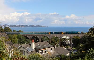 50007 50049 Hookhills Viaduct