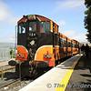 124 + 134 wait to depart Sligo. 121 Farewell tour to Connolly. Sat 16.07.05
