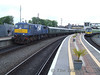 A fine sight at Drogheda as 111 stands on the curve with 29021 in the bay.  Sat 19.05.07