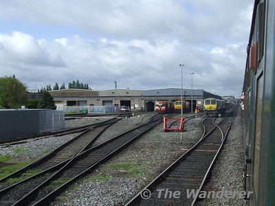 The Railway Preservation Society of Ireland's Comeragh Railtour