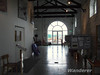The interior of the former GSWR Goods shed at Listowel, now converted to a visitor center. Sat 16.05.09