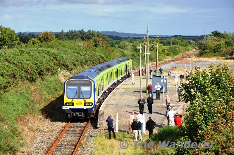 29002 at Ballycullane. Sat 11.09.10