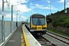 29002 ready to depart Rosslare Europort with the 1440 to Waterford. Sat 11.09.10